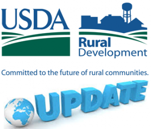 Kentucky USDA Rural Housing Credit Report Requirements Update 2016