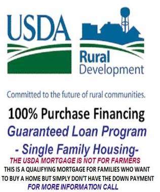 Property Requirements (Appraisal) U2013 Kentucky USDA Rural Housing Mortgage  Loans