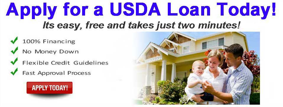 Usda Loan Apply Today